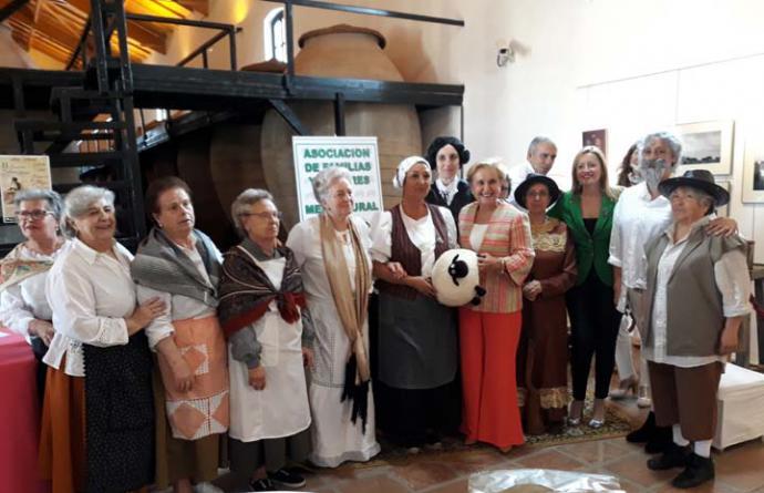 AFAMMER Valdepeñas, celebró el II Encuentro del Buen Yantar y el papel de la mujer en la obra del Quijote