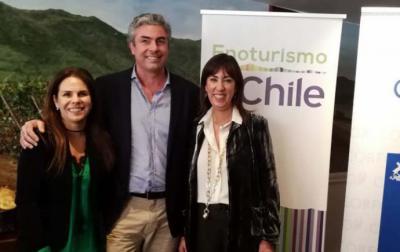 Valle de Colchagua será sede de la Conferencia Mundial de Turismo Enológico 2019