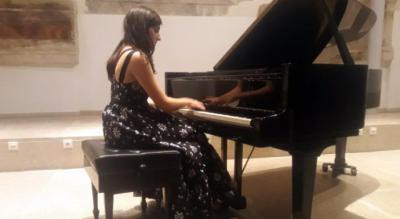 Asociación Zamorana de Bellas Artes: Concierto de Paula Ríos (piano)