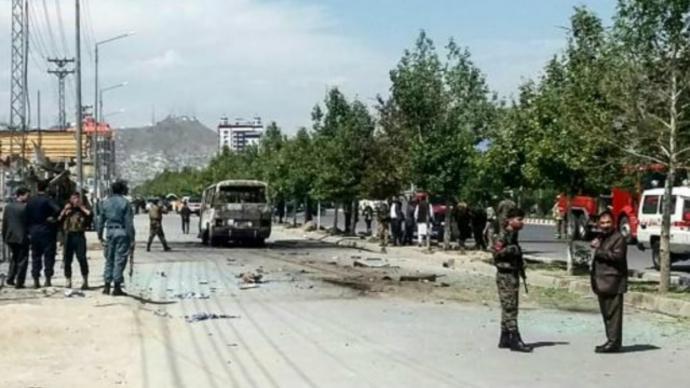 Explosión suicida durante funeral en Afganistán deja decenas de muertos y heridos