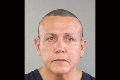 César Sayoc, presunto responsable de los paquetes bomba en EE.UU.
