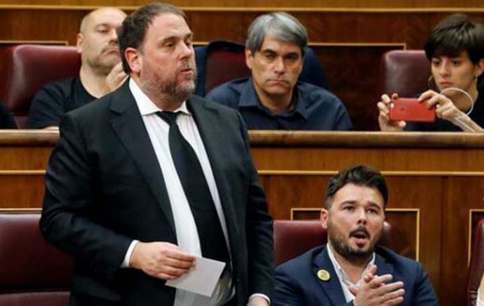 El abogado general de la UE se decanta a favor de Junqueras y entiende que debe ser eurodiputado y gozar de inmunidad