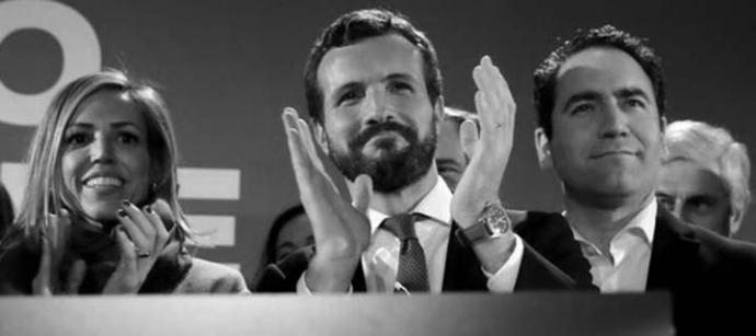 Casado no logra reunificar a la derecha en torno al PP: la mayor parte del descalabro de Ciudadanos huye a Vox