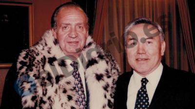 Juan Carlos I en Kazajistán: cacería de cabras salvajes y cinco millones en maletines para 'un rey que no tiene nada'