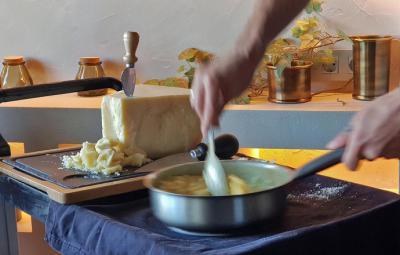 La D.O.P. del Queso Grana Padano celebra su semana gastronómica