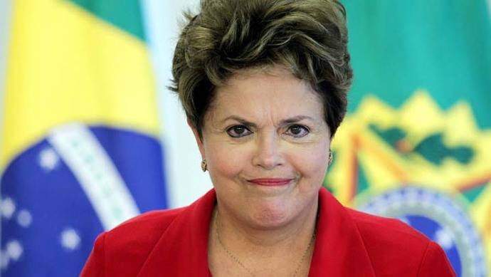 Dilma Rousseff, ex presidenta de Brasil