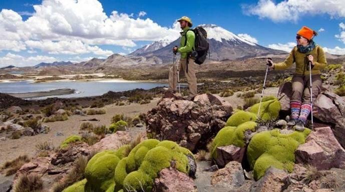 Chile pais de Naturaleza extrema, busca convertirse en el mejor destino de turismo aventura del mundo