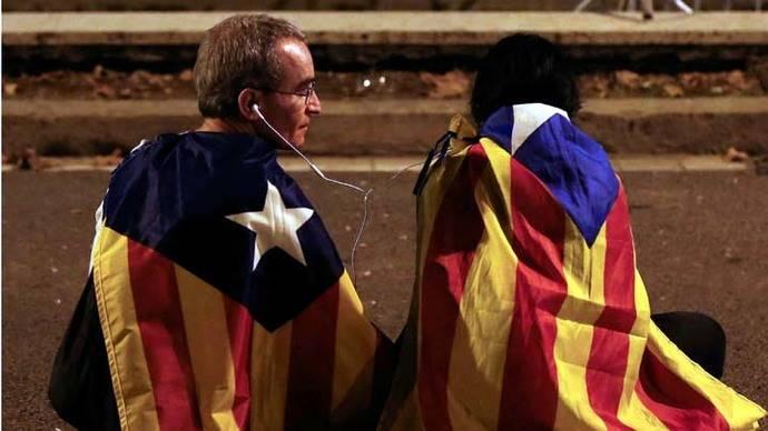 Puigdemont dice estar listo para un diálogo con el Gobierno español