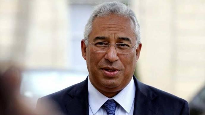 El jefe del Ejecutivo luso, António Costa dijo que el deseo de su Gobierno es que en la Constitución española se busque las soluciones