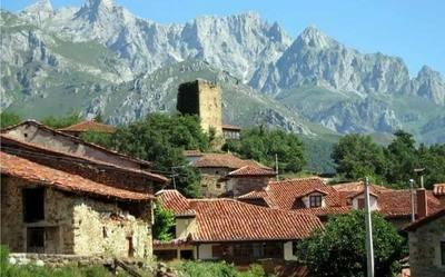 Mogrovejo elegido Pueblo de Cantabria