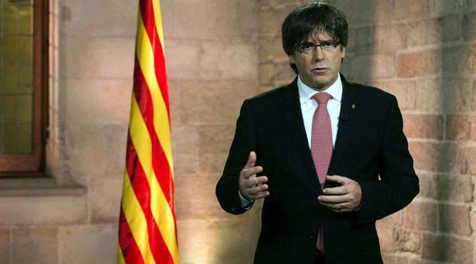 El 60% de los españoles pide que se impida referendo catalán