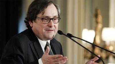 """El director de """"La Razón"""", Francisco Marhuenda."""