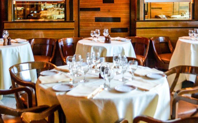 """El restaurante """"Harry Cipriani"""", de Nueva York"""