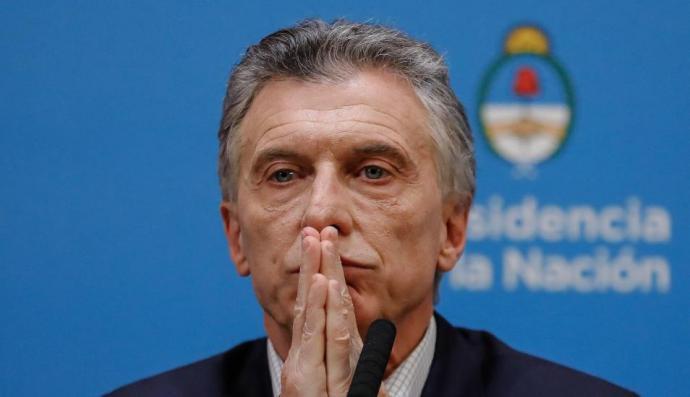 Mauricio Macri, actual presidente de Argentina