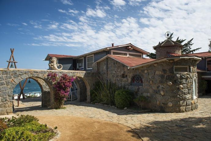 La casa de Pablo Neruda