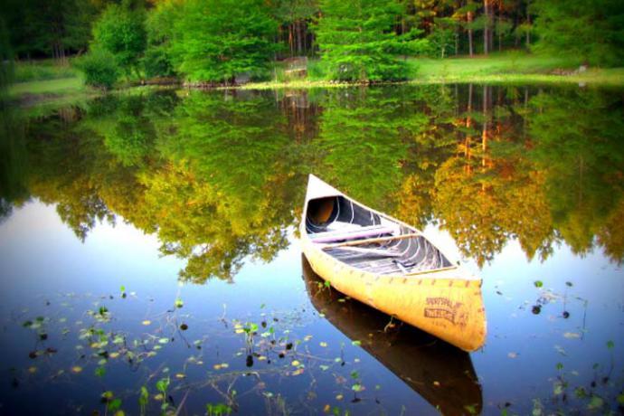 Deportes de aventuras, Canoas o Kayaks