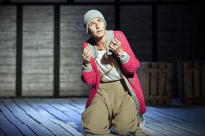 """""""Oscar"""", éxito teatral en la tercera temporada en el Teatro Arapiles de Madrid. Teatro de palabra, pensamiento y humor"""
