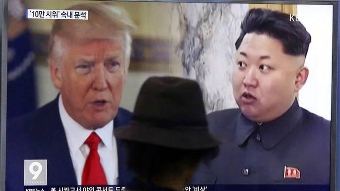 EEUU está listo para discutir con Pyongyang 'sin condiciones previas'
