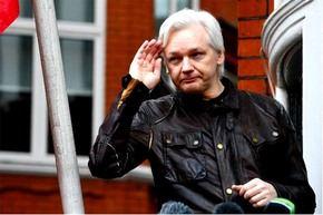 Julian Assange, fundador de Wikileaks en imagen de archivo