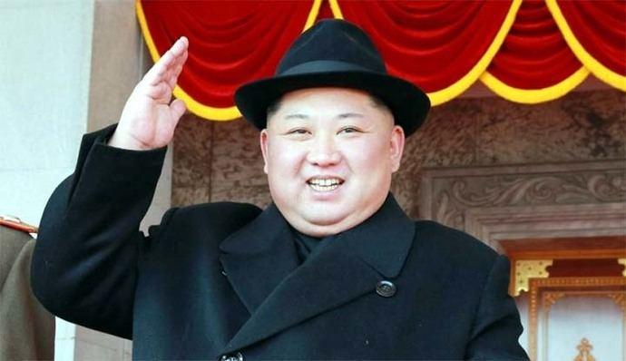 Kim Jong-un, líder de Corea del Norte.