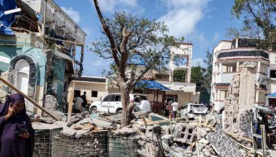 Ataque en hotel somalí dejó 26 muertos.