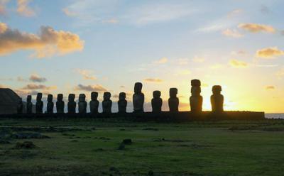 Polinesios y nativos americanos se mezclaron antes de colonizar la Isla de Pascua