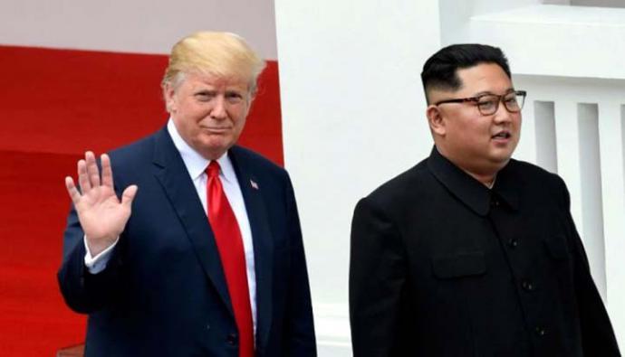 El presidente de Estados Unidos, Donald Trump, y el líder de Corea del Norte, tuvieron una histórica reunión en Singapur.