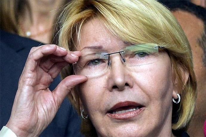 Fiscal general de Venezuela denuncia que su familia ha sido amenazada
