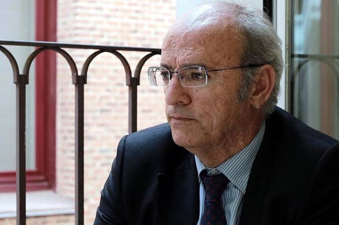 """Pedro Corral, autor del libro """"Desertores"""". Los españoles que no quisieron la Guerra Civil"""