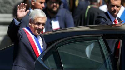 El presidente Piñera anunció la renuncia del general director de los Carabineros
