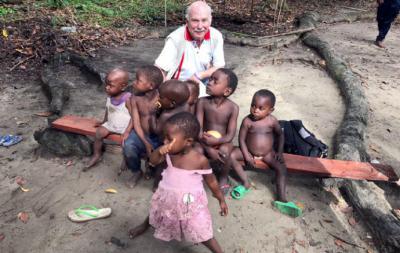 Los pigmeos de Camerún