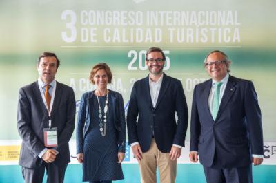 Tenerife acogerá el V Congreso Internacional de Calidad Turística