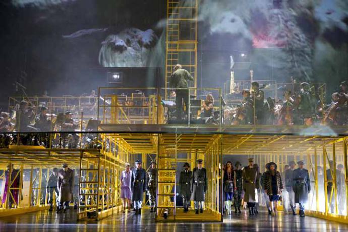 Die Soldaten, Nueva Ópera en el Teatro Real