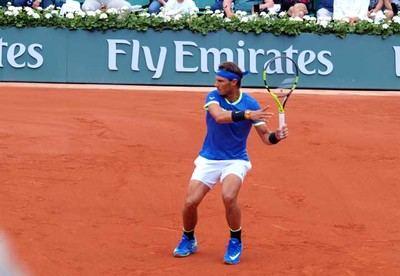 Nadal se ve con posibilidades de aspirar a su duodécimo Roland Garros