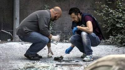 Explota una bomba de fabricación casera en el centro de Roma