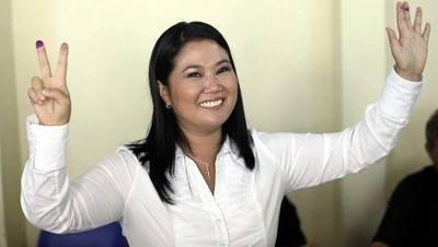 Keiko Fujimori presentará recurso para lograr la excarcelación de su padre, condenado a 25 años de prisión