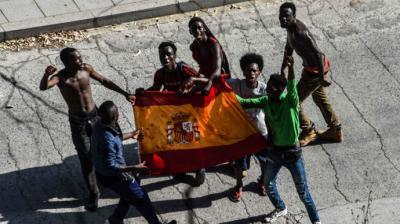 La Unión Europea urge a España a corregir 'deficiencias' en la protección de su frontera