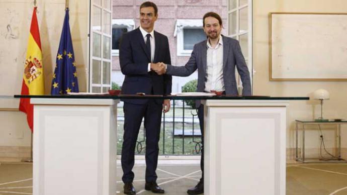 Similitudes y diferencias en los programas económicos de PSOE y Unidas Podemos ante el reto de la coalición