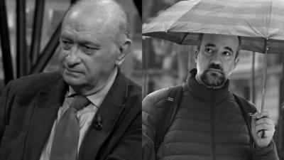 """Fernández Díaz acusa en el careo a su número dos de falsificar los whatsapp y Martínez le llama """"hipócrita"""""""
