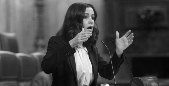 Inés Arrimadas, presidenta de C's