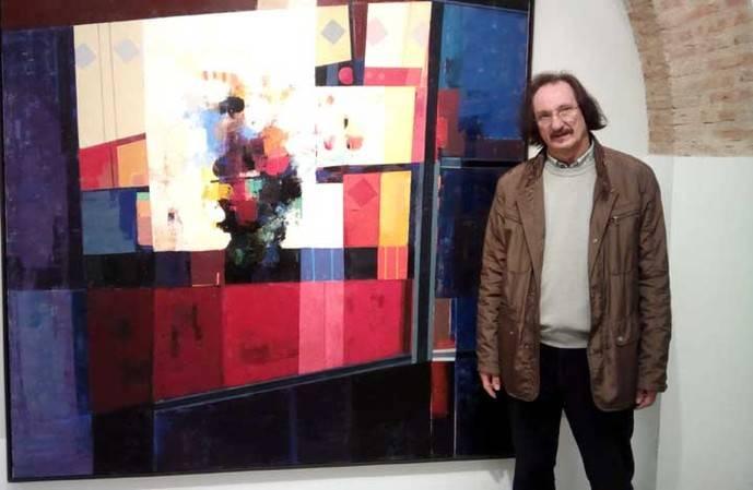 Exposición retrospectiva de Daniel de Campos (1970 – 2017)