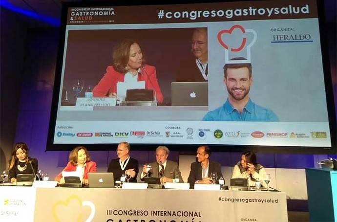Alto nivel del Congreso de Gastronomía y Salud