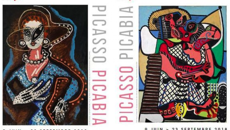 """Picasso y Picabia"""