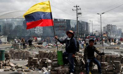 Ecuador: indígenas y el gobierno abren diálogo tras violenta jornada en Quito