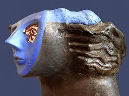 Escultura de Raúl Eberhard
