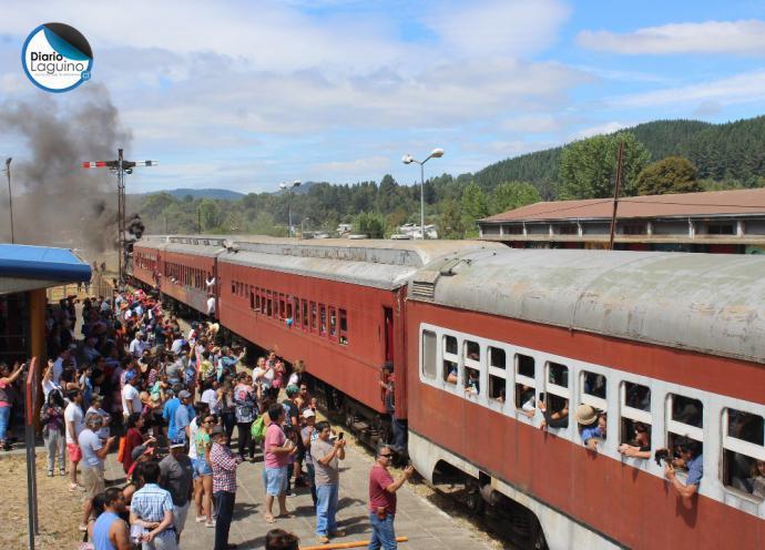 """Tren turístico """"El Valdiviano"""", realizará viajes en Fiestas Patrias"""