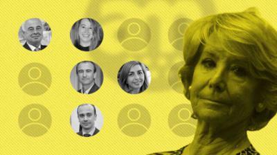 Avalmadrid no es tan privada: una sociedad nutrida con fondos públicos que controlaba Esperanza Aguirre