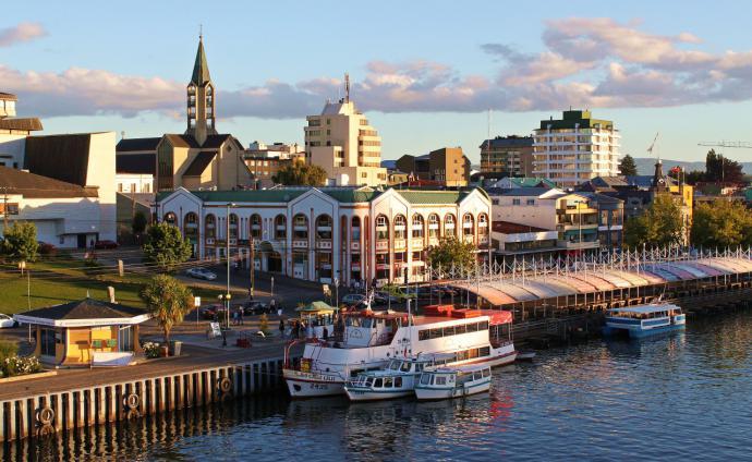 Valdivia, posiblemente la ciudad más hermosa de Chile