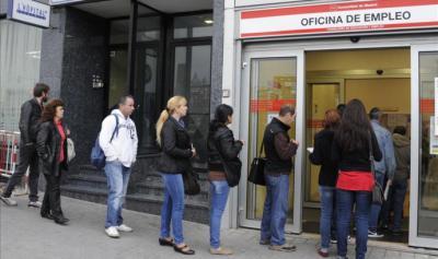El mercado laboral en España en situación crítica