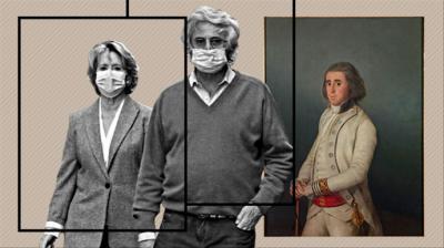 Una grabación confirma que se simuló la donación del Goya para que Esperanza Aguirre y su marido pudieran venderlo